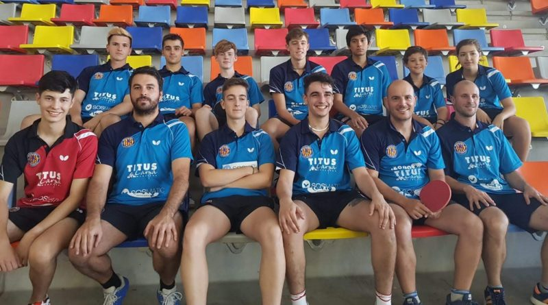 🏆🏓 PREMI AL CLUB A L'OPEN DE VIC