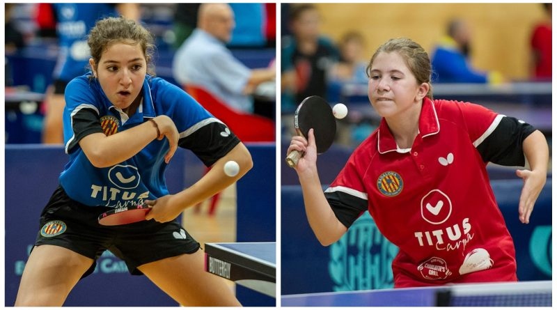 🇪🇸🏓 2 PODIS I 6 CLASSIFICATS PER A L'ESTATAL